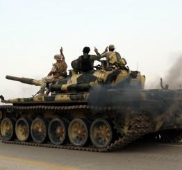 Libya: 12 Libyan troops killed in fighting Daesh