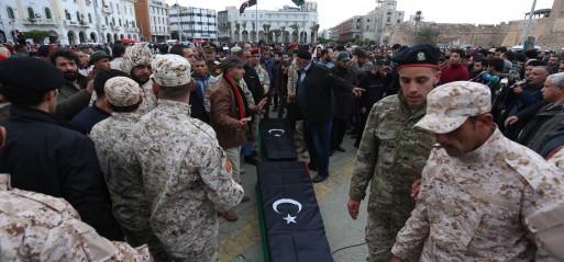Libya: Haftar militias bombard Tripoli's Souq al-Juma district