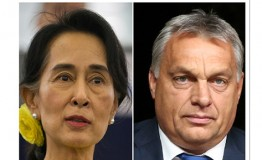"""Suu Kyi, Orbán share concern over """"continuously growing Muslim populations"""""""