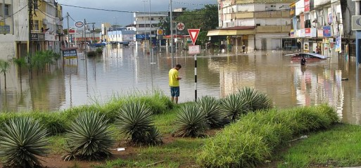 Malaysia: Flash flood in North Malaysia leaves 9,000 homeless, 7 killed