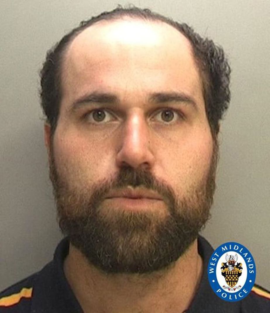 Man Jailed For Sectarian Attack On 5 Birmingham Mosques