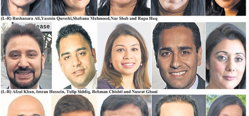 Record number of Muslim MPs elected