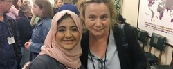 Muslim's initiative celebrates  World Refugee Day in Parliament