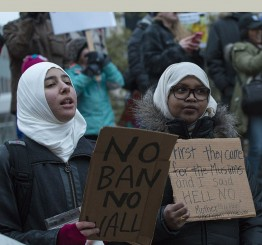 Muslims face most discrimination in US