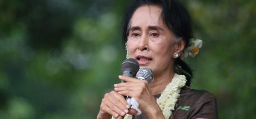 Myanmar: Suu Kyi warns against race, religious divisions