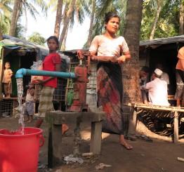 Myanmar: 12 killed in Rohingya attacks in Myanmar west