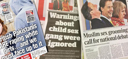 Misleading 'grooming gangs' narrative demonising Muslims