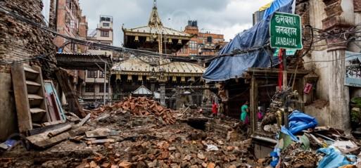 Nepal: Monsoon rains trigger landslides killing 17