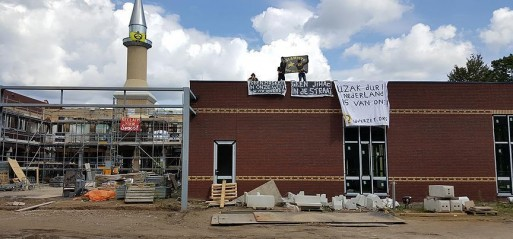 Netherlands: Far-right groups attack 3 mosques