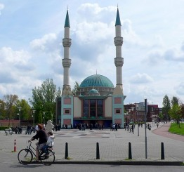 The Netherlands: Islamophobic attack targets mosque in Venlo