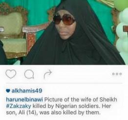 Nigeria: Army kills 20 Shia Muslims, arrests Shia Muslim leader