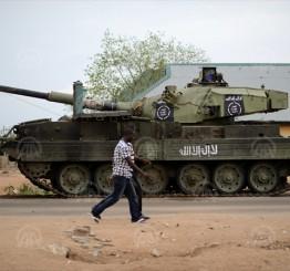 Nigerian army frees over 5,000 people from Boko Haram
