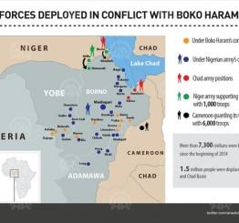 Chad army kills 117 Boko Haram militants in 2 weeks
