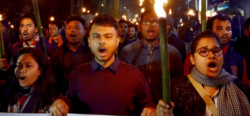 Muslims face existential threat in India