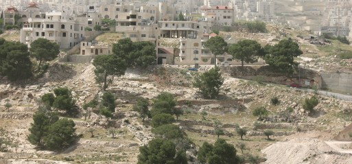 Over 1 million illegal Israeli settlers in occupied West Bank and East Jerusalem