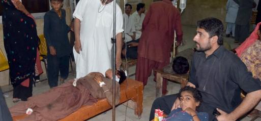 Pakistan: Blast kills 22 Shia Muslims Ashura procession in Sindh