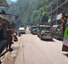Voters in Pakistan-administered Kashmir demand share in resources