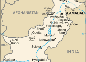Pakistan: 29 killed as bus collides with trailer in NE Pakistan