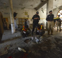 Pakistan: Explosion at Islamic Seminary kills 7 children, wounds123 in Peshawar