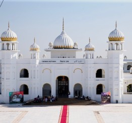 Pakistan opens Kartarpur border for Indian Sikh pilgrims