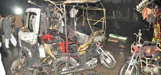Pakistan: Blast kills 10 in Multan
