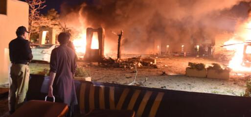 Pakistan: 4 killed, several injured in Quetta hotel blast