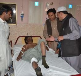 Pakistan: 11 killed in bus blast in Quetta