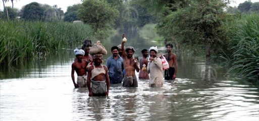 Pakistan: 26 killed after bus washed away by flood