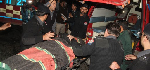 Pakistan: 17 killed, 90 injured in separate blasts