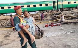 Pakistan: 24 killed, 89 injured in train collision