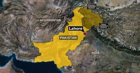 Pakistan: 9 killed, 25 injured in Lahore suicide bombing near Sufi shrine