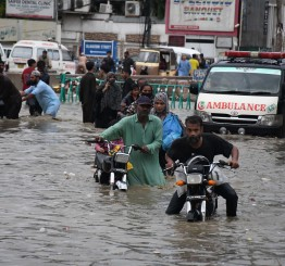 Pakistan: 58 dead, 100s villages submerged in monsoon rains