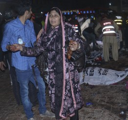 Pakistan: 6 killed in Lahore suicide bombing