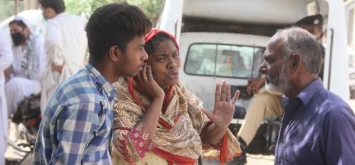 Pakistan: 97 killed in plane crash, 2 survive