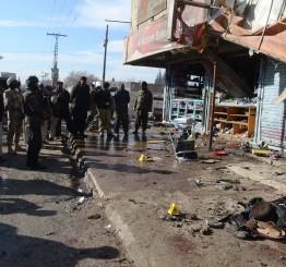 Pakistan: 14 killed at polio vaccination centre in Quetta