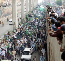 Pakistan: Shehbaz Sharif named the new prime minister