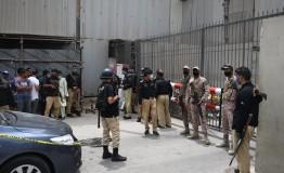 Pakistan: 9 killed as terrorists attack stock exchange
