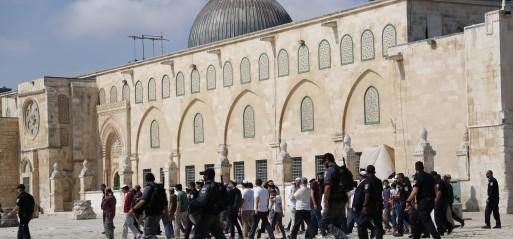 Palestine: Jewish settlers storm Al-Aqsa for New Year celebration