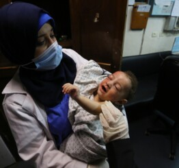 Israeli forces kill 144 [incl 37 children] in attacks on Gaza, 11 in W Bank