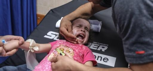 Palestine: Israel airstrikes in Gaza Strip injuring 4, incl 3 year-old