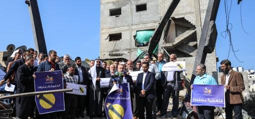 Palestine: 811 Israeli violations against journos in 2018