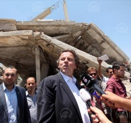UN report warns Gaza may become 'uninhabitable by 2020'