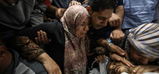 Palestine: Gazans return en masse to Israel border, one killed, hundreds injured