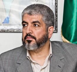 Qatari emir meets Hamas leaders in Doha