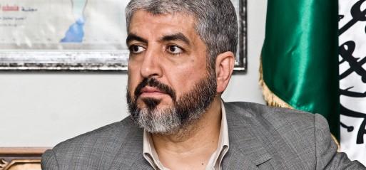 UK: Hamas leader Mashal invited to London for long-term truce talks