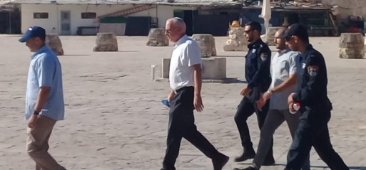 Palestine: Israeli minister, 40 settlers storm Al-Aqsa Mosque