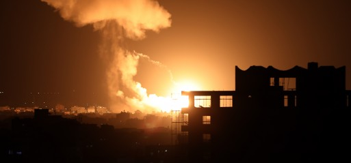 Palestine: Israeli forces wound 8 Palestinians in W Bank, bombs Gaza for 7th day