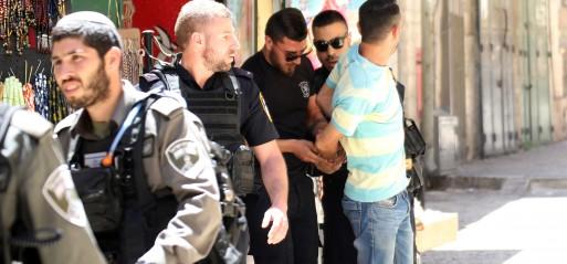 Palestine: Jordanian shot dead by Israeli police in Jerusalem knife attack