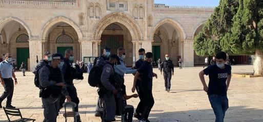 Palestine: Over 900 Jewish settlers storm Al-Aqsa complex