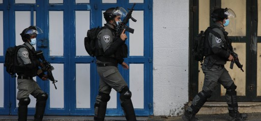 Palestine: Israel demolishes Coronavirus quarantine center in Hebron